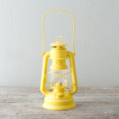 Backyard Oil Lantern