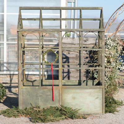Decorative Iron Greenhouse