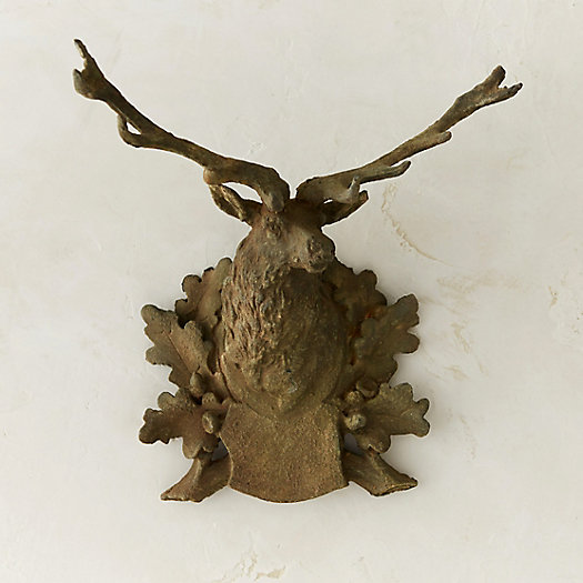 View larger image of Iron Stag Head