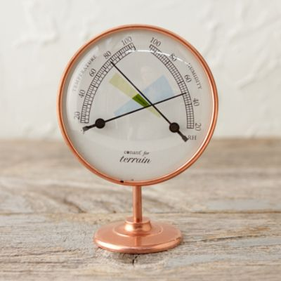 Copper Comfortmeter