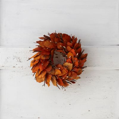 Falling Leaves Wreath