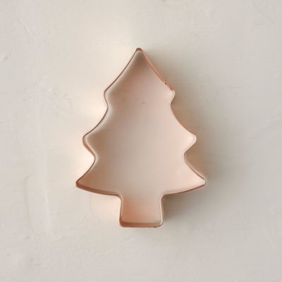 Tree Copper Cookie Cutter