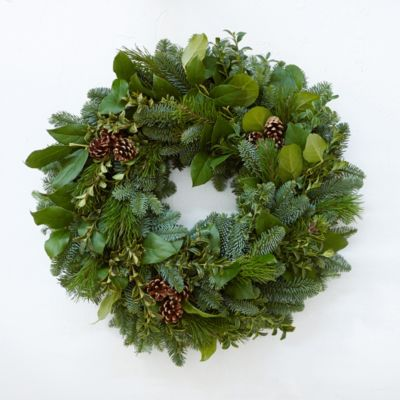 Evergreen Forest Wreath