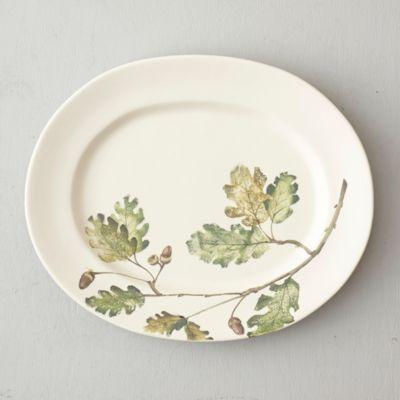 Oak Branch Platter