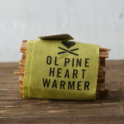 Ol' Pine Heart Warmer Kindling