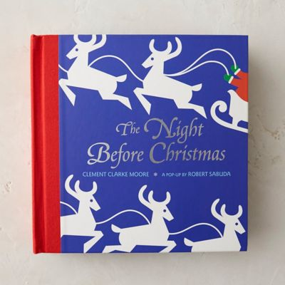 The Night Before Christmas Pop-Up Book