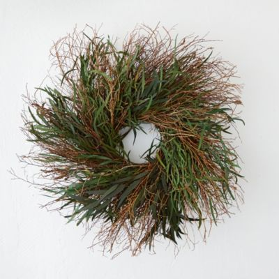 Willow & Eucalyptus Wreath