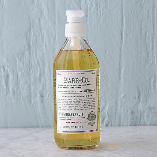 View larger image of Barr-Co. Fir & Grapefruit Handwash