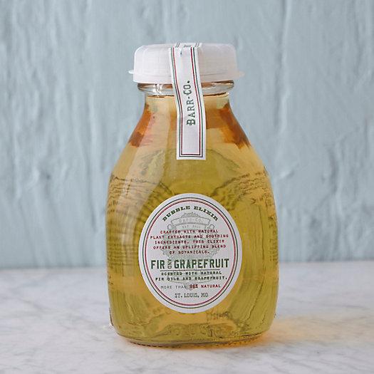 View larger image of Barr-Co. Fir & Grapefruit Bubble Elixir