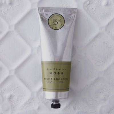 K. Hall Moss Shea Butter Cream