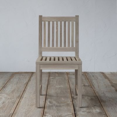 Teak Classic Side Chair