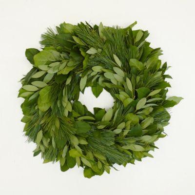 Myrtle & Pine Wreath