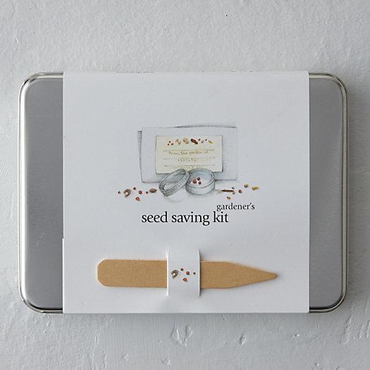 View larger image of Seed Saving Kit