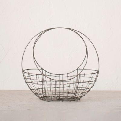 Wire Circle Basket