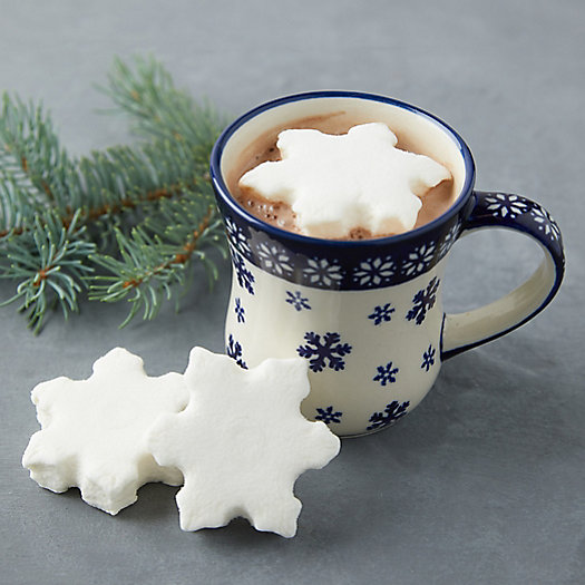 View larger image of Snowflake Marshmallows