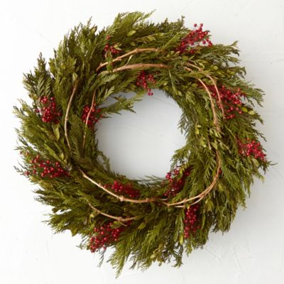 Cedar & Vine Wreath
