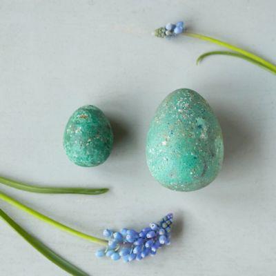 Verdigris Egg