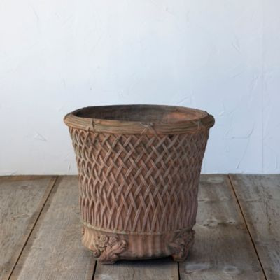 Italianate Lattice Planter