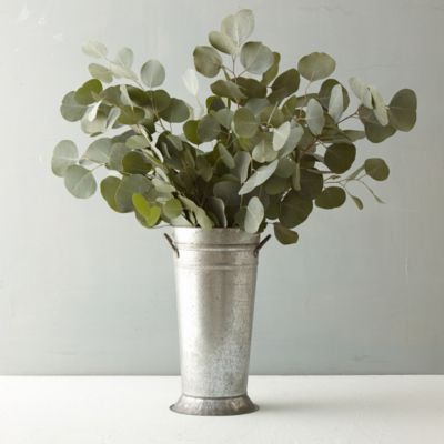 Zinc Florist's Vase