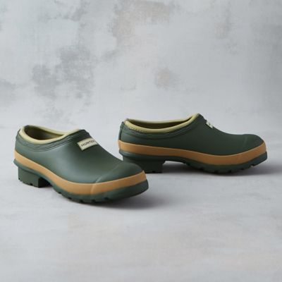 Hunter Garden Clogs