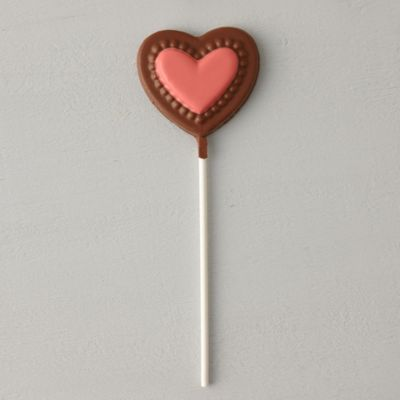 Double Heart Lollipop