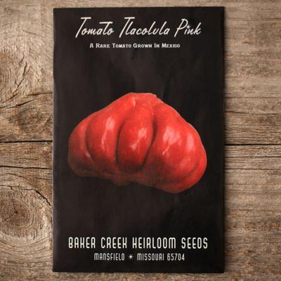 Tlacolula Pink Tomato Seeds