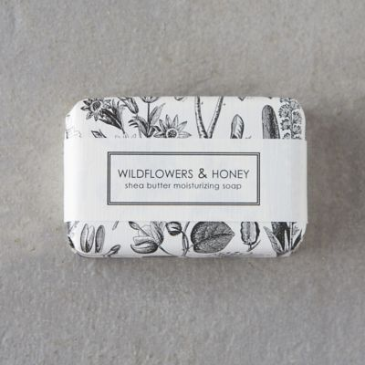 Wildflower & Honey Soap