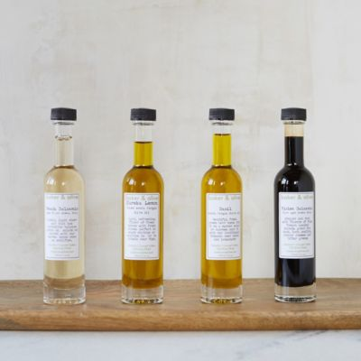 Olive Oil & Vinegar Pairing Set
