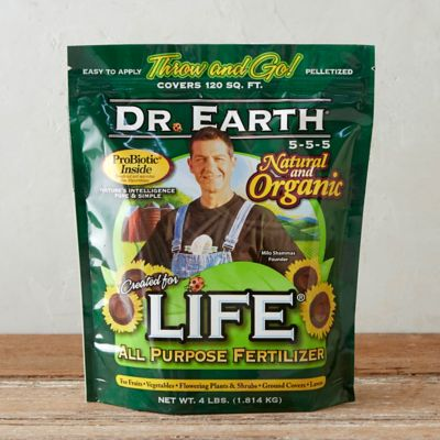 Dr. Earth Life All-Purpose Granular Fertilizer