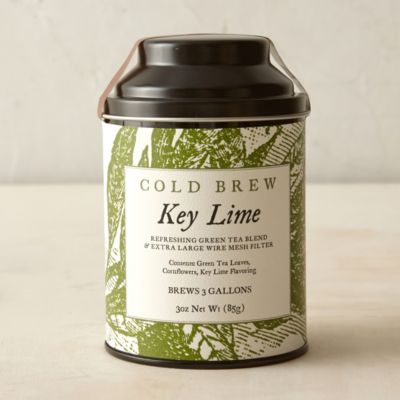 Key Lime Cold Brew Green Tea