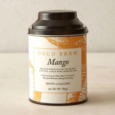 Mango Cold Brew Tea