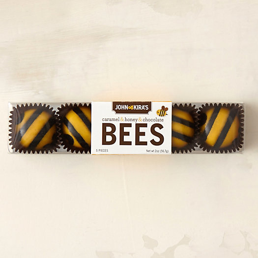 View larger image of John & Kira's Bee Chocolates