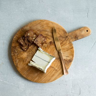 Reclaimed Teak Cutting Board