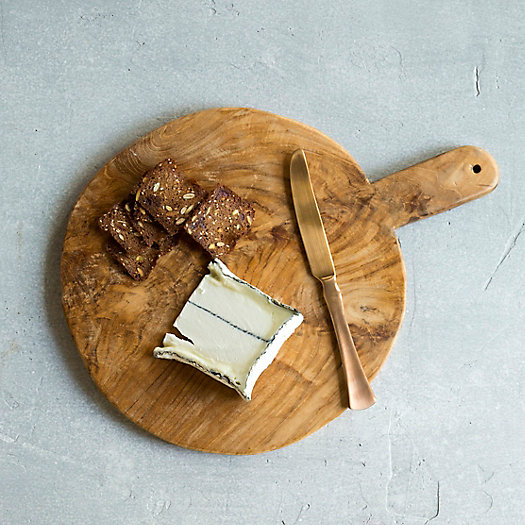 View larger image of Reclaimed Teak Cutting Board