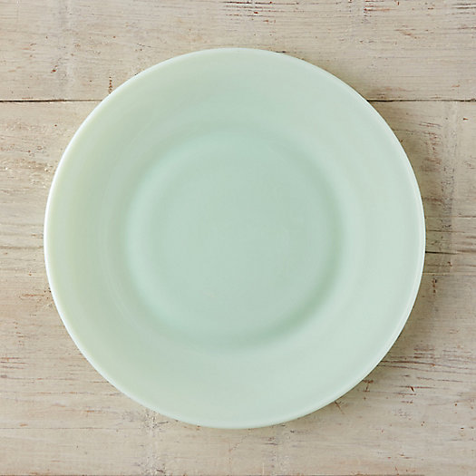 View larger image of Jadeite Dinner Plate