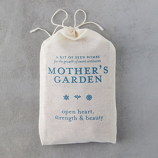 View larger image of Mother's Garden Seed Bombs