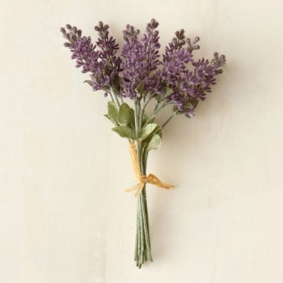 Synthetic Lavender Bouquet