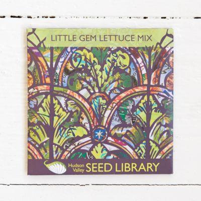 Little Gem Lettuce Mix Seeds