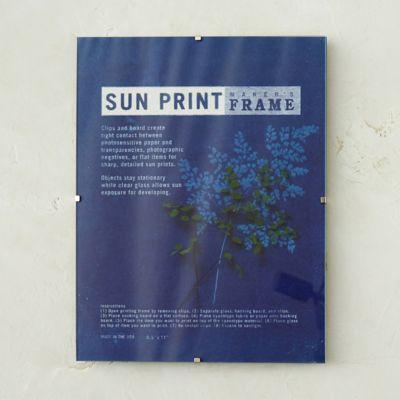 Sun Print Maker's Frame
