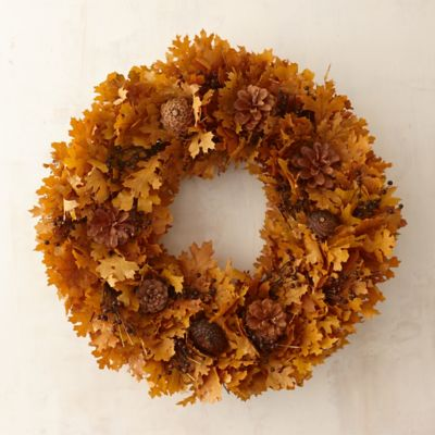 Fall Forest Wreath