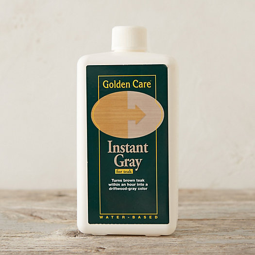 View larger image of Golden Care Instant Gray Teak Treatment