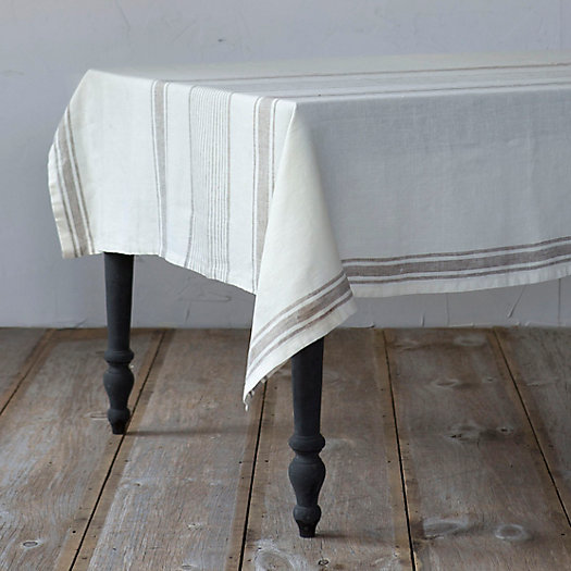 View larger image of Lithuanian Linen Tablecloth