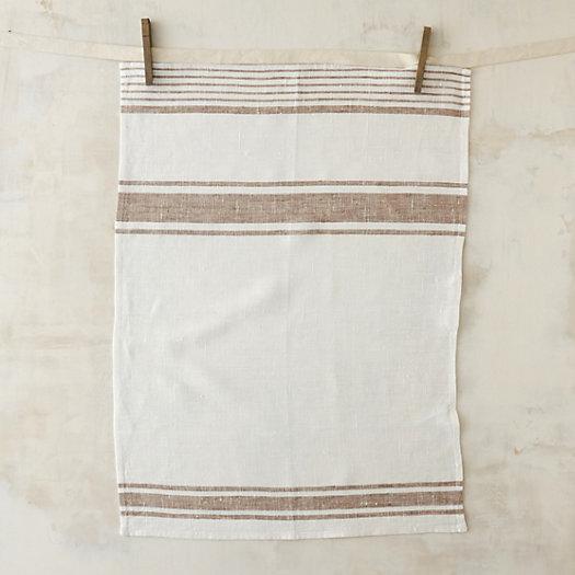 View larger image of Lithuanian Linen Tea Towel