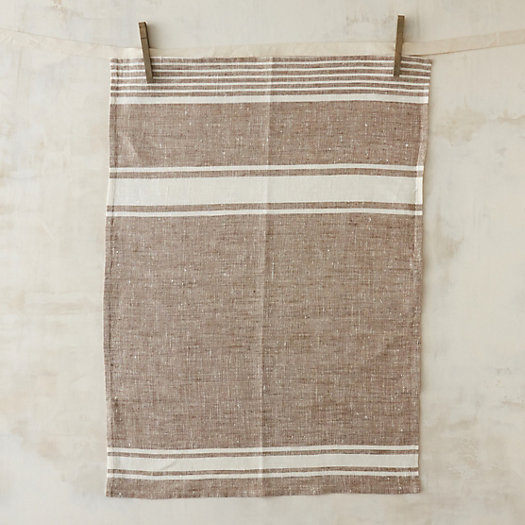 View larger image of Lithuanian Linen Dish Towel