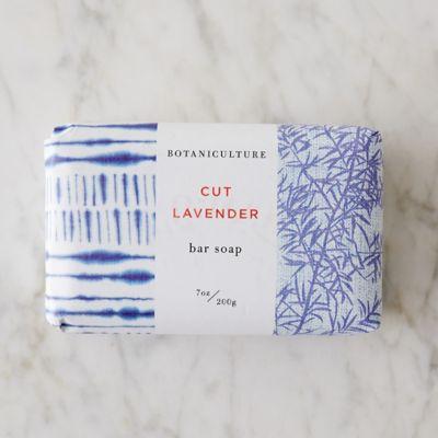 Botaniculture Cut Lavender Soap