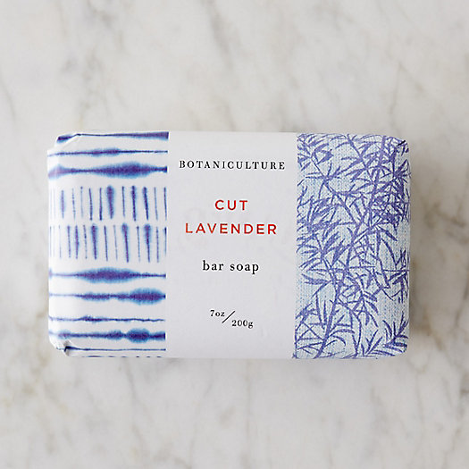 View larger image of Botaniculture Cut Lavender Soap