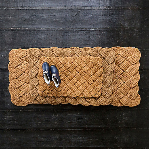 View larger image of Knot Weave Doormat