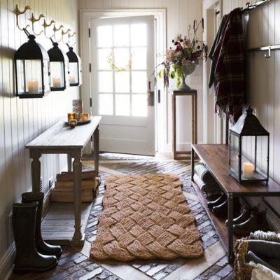 Knot Weave Doormat