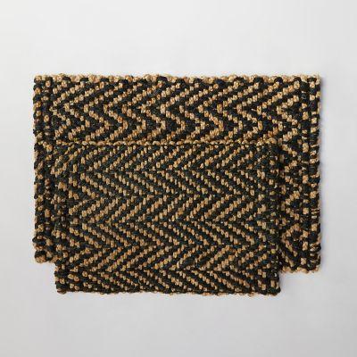 Jute Herringbone Doormat
