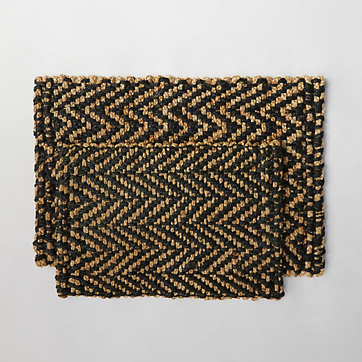 View larger image of Jute Herringbone Doormat